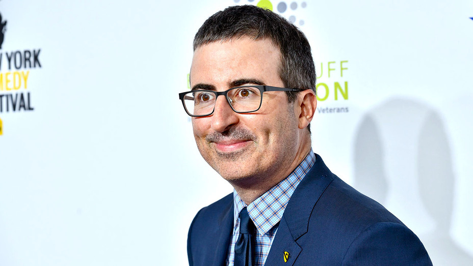John Oliver attends the 11th Annual Stand Up for Heroes Event 2017- Getty - H 2018