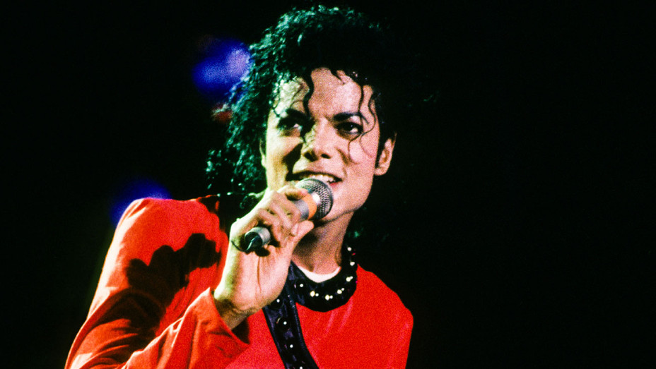 Michael Jackson 1987 Performance - Getty - H 2018