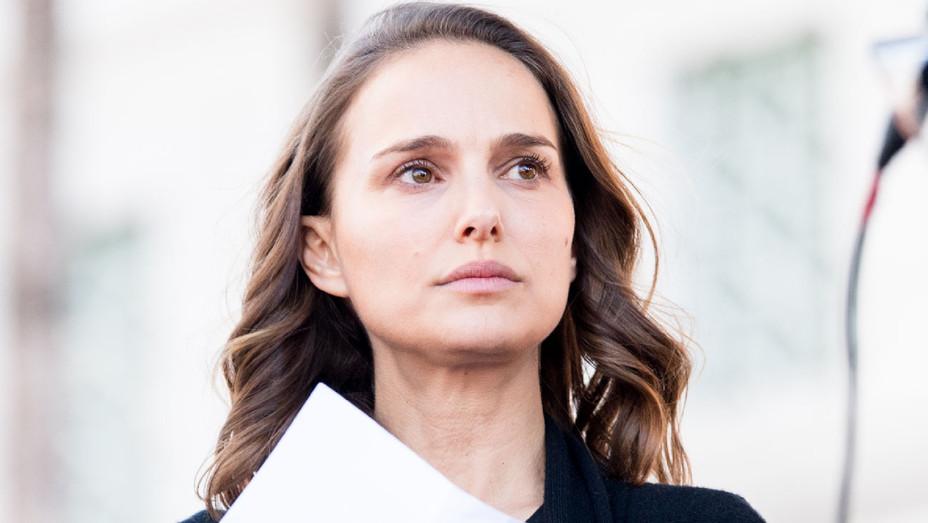 Natalie Portman - 2018 Women's March LA - Getty - H 2018