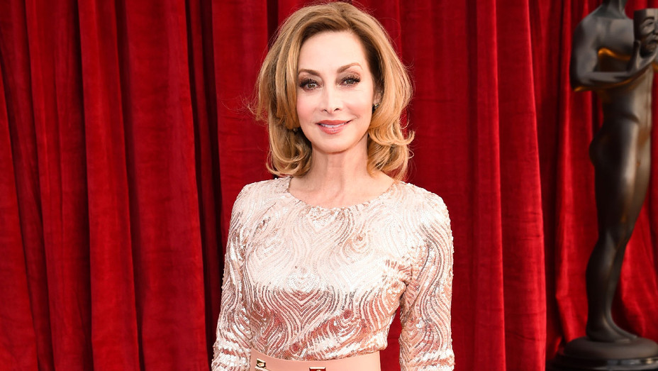 Sharon Lawrence - 24th Annual SAG Awards - Getty - H 2018