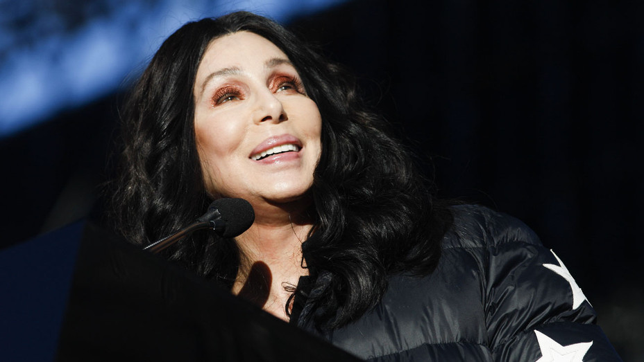 Cher - Power to the Polls Tour - Getty - H 2018