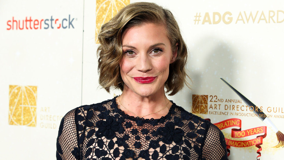 Katee Sackhoff - 22nd Annual Art Directors Guilds Excellence in Production Design Awards - Getty - H 2018