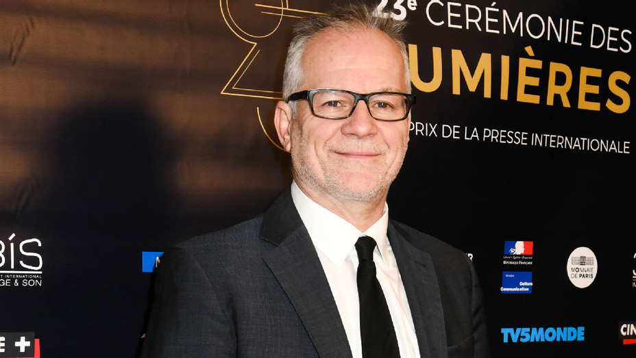Thierry Fremaux - 2018 23rd Lumieres Award Ceremony - Getty - H 2018