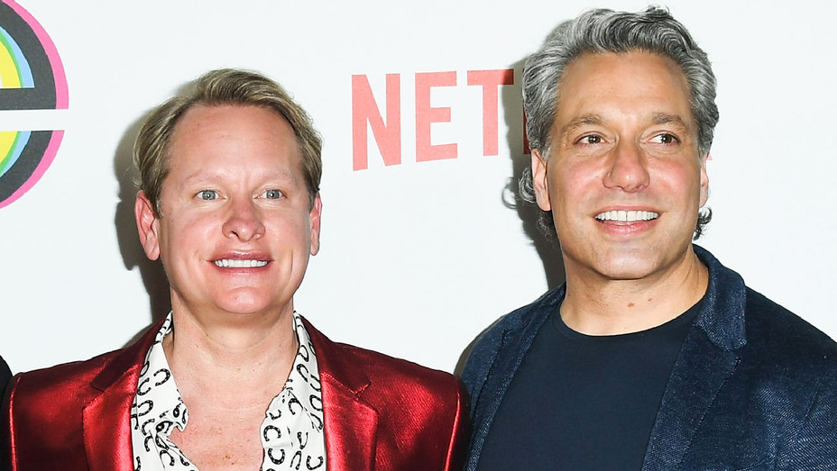 Thom Filicia and Carson Kressley - 2018 Queer Eye Season 1 Premiere - Getty - H 2018