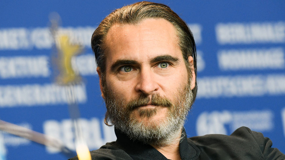 Joaquin Phoenix - Don't Worry, He Won't Get Far on Foot Press Conference - Getty - H 2018