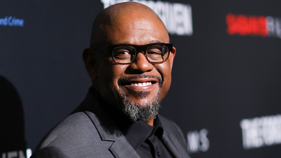 Forest Whitaker - The Forgiven Premiere - Getty - H 2018