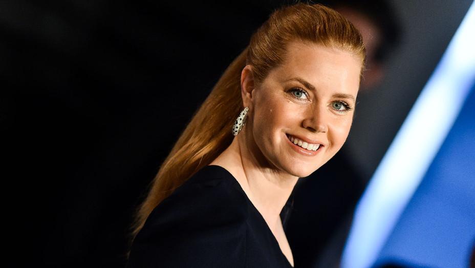 Amy Adams - 2018 VF Oscar Party - Getty - H 2018