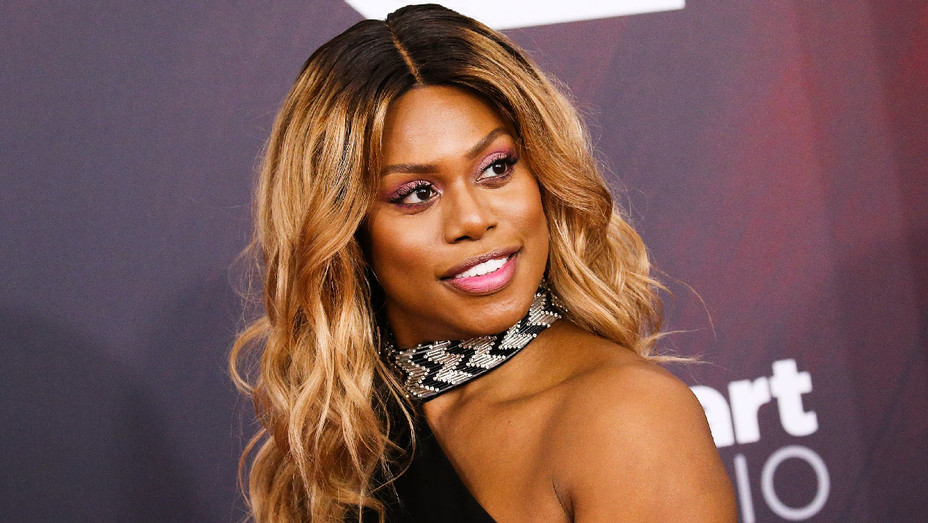 Laverne Cox - 2018 iHeartRadio Music Awards - Getty - H 2018