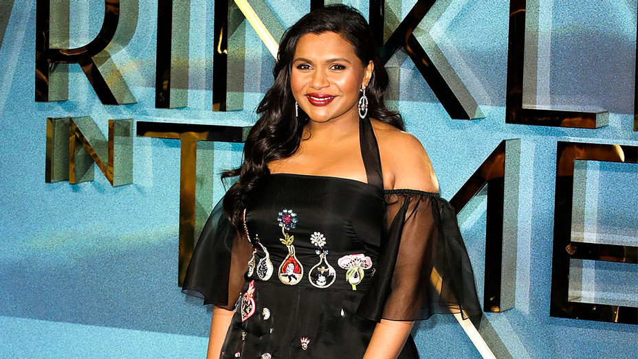 Mindy Kaling - A Wrinkle in Time European Premiere - Getty - H 2018