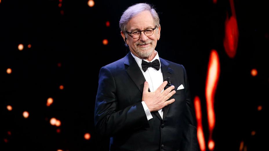 Steven Spielberg - 62nd david Di Donatello Awards - Getty - H 2018