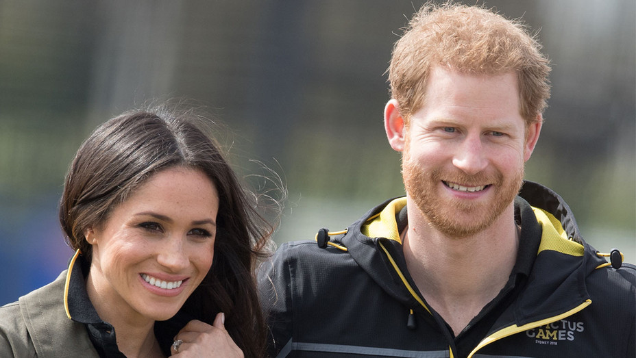 Meghan Markle and Prince Harry 3 - Getty - H 2018