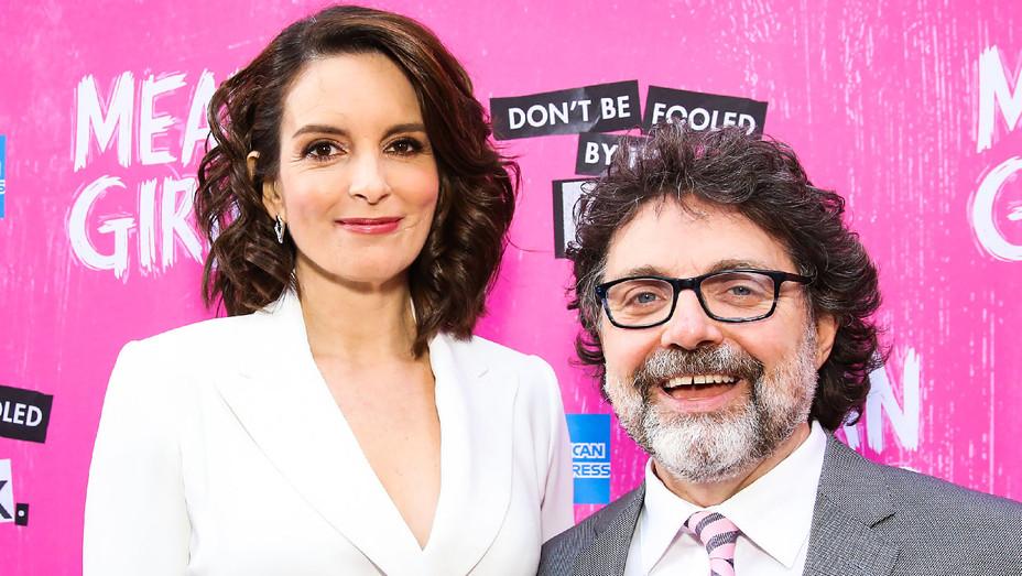 Tina Fey and Jeff Richmond - Mean Girls Broadway Opening Night - Getty - H 2018