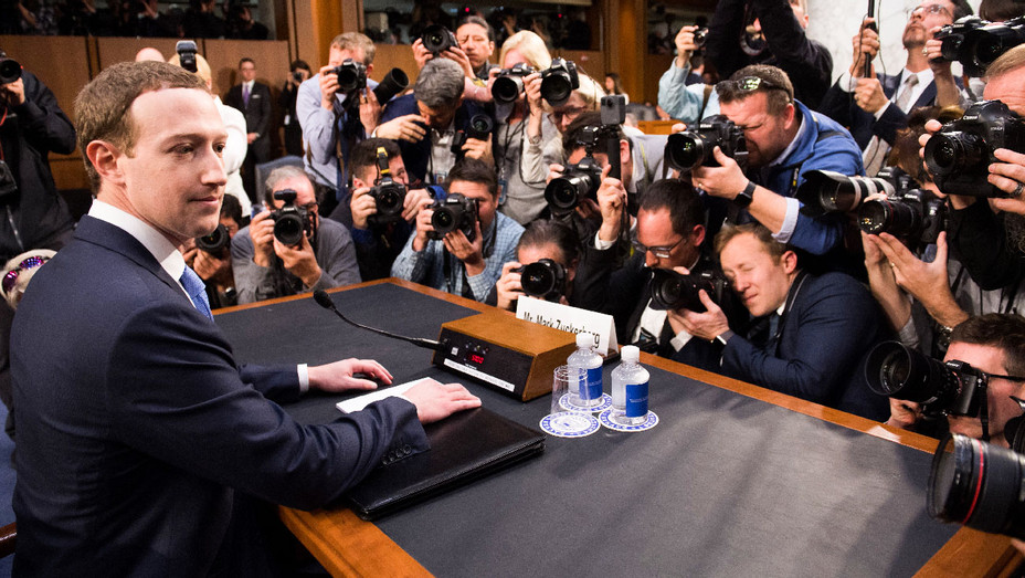 Mark Zuckerberg Trial - One Time Use Only - Getty - H 2018