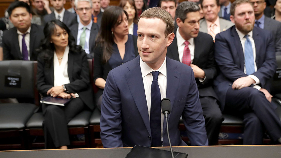 Mark Zuckerberg prepares to testify before the House Energy and Commerce Committee 1 -April 11, 2018 -Getty-H 2018