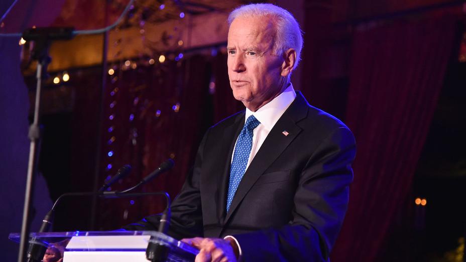 Joe Biden - Biden Courage Awards - Getty - H 2018