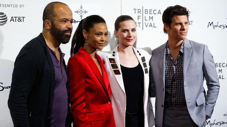 Westworld Cast - 2018 Tribca Film Festival - Getty - H 2018