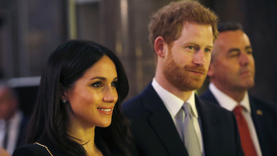 Meghan Markle and Prince Harry 2 - Getty - H 2018