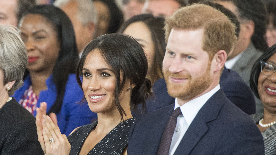 Meghan Markle and Prince Harry 1 - Getty - H 2018