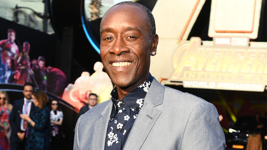Don Cheadle - Avengers Infinity War Premiere - Getty - H 2018