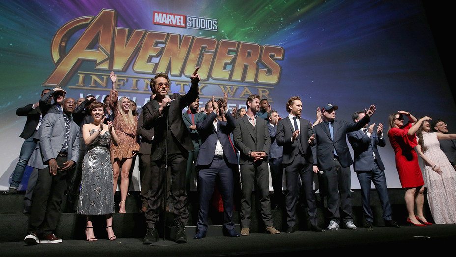 Avengers Watches Main - Getty - H 2018