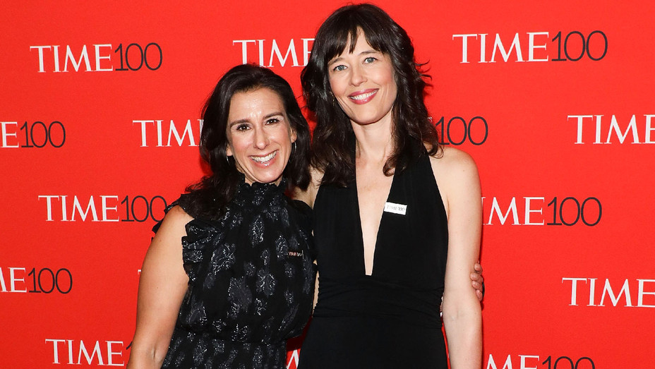 Jodi Kantor and Megan Twohey - 2018 Time 100 Gala - Getty - H 2018