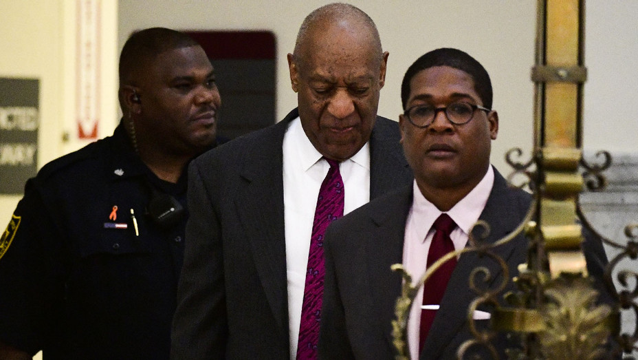 Bill Cosby April 25 2018 Court Appearance - Getty - H 2018