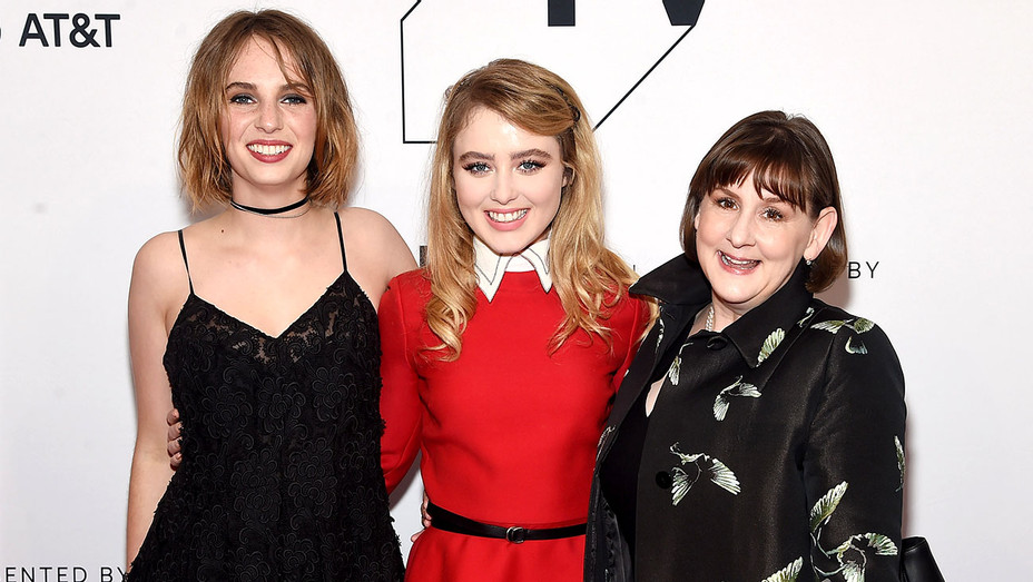 Little Women - 2018 Tribeca Film Festival - Maya Hawke, Kathryn Newton and Heidi Thomas -H 2018