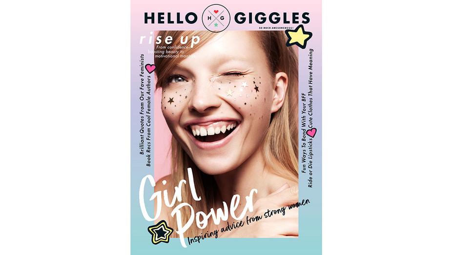 Hello-Giggles- Magazine Cover- Publicity-H 2018