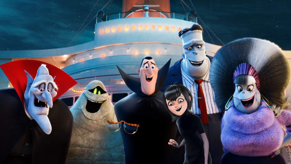 Hotel Transylvania 3 Meet The Voices Behind Each Animated Character Hollywood Reporter