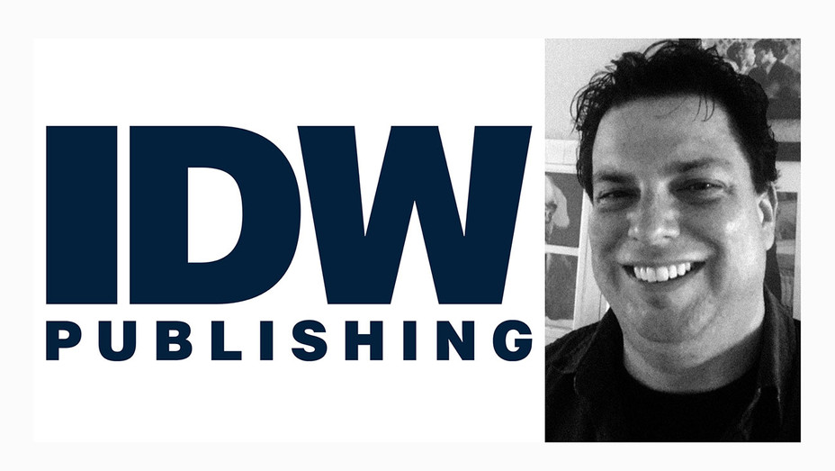 John Barber and IDW Publishing?- Publicity - H 2018
