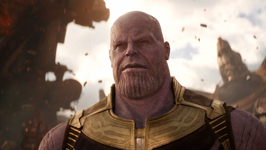 AVENGERS: INFINITY WAR - Thanos - Publicity-H 2018