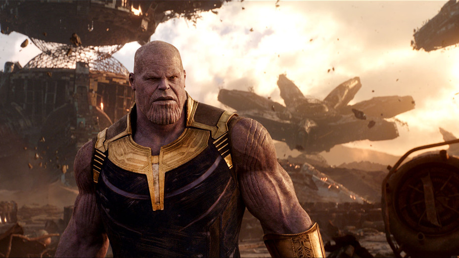 AVENGERS: INFINITY WAR - Thanos 2- Publicity-H 2018