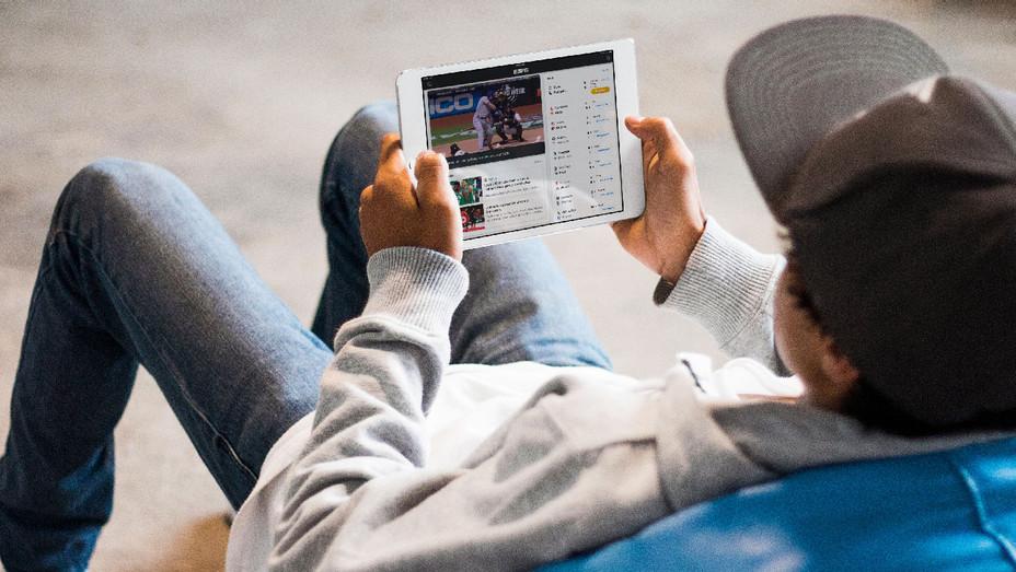 ESPN App iPad - Publicity - H 2018