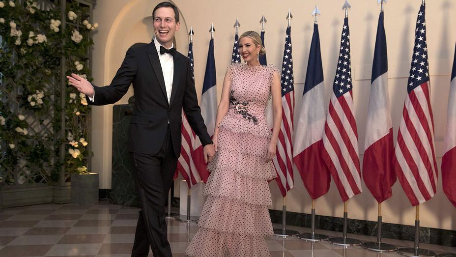 Jared Kushner and Ivanka Trump_State Dinner - Getty - H 2018