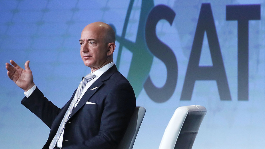 Jeff Bezos - Getty - H 2018