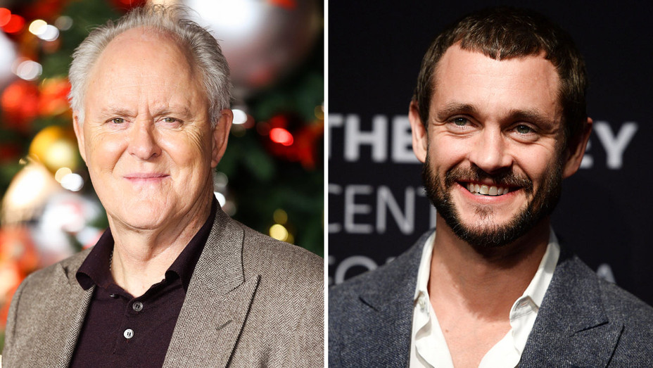 John Lithgow and Hugh Dancy - Split - Getty - H 2018