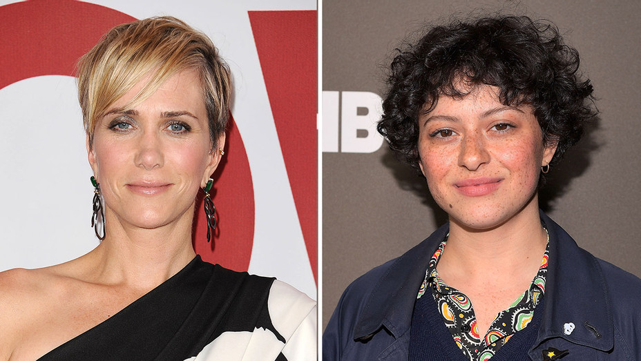 Kristen Wiig and Alia Shawkat_Split - Getty - H 2018