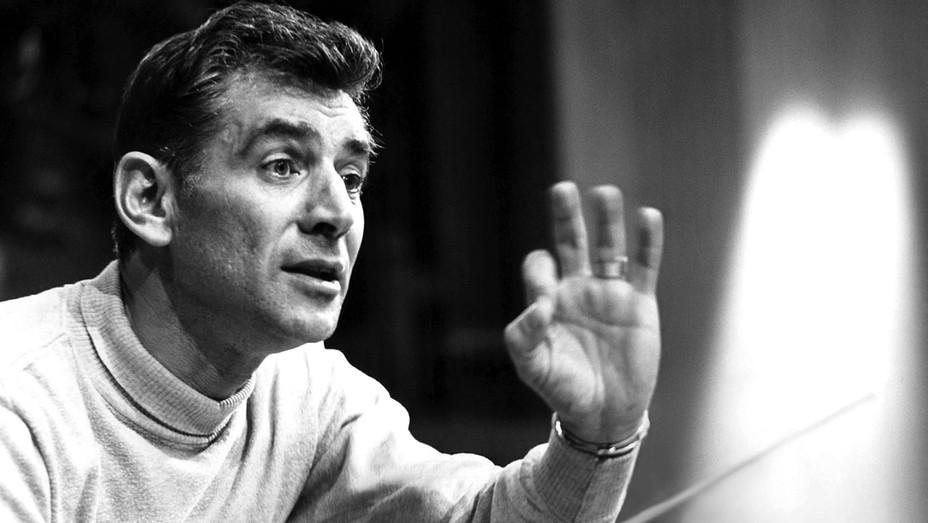 Leonard Bernstein- c 1960 Publicity-H 2018