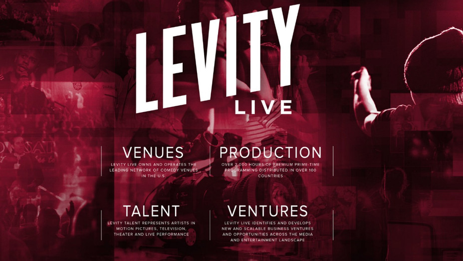 Levity Live - H - 2018