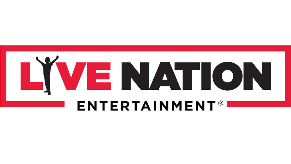 Live Nation Logo - Publicity - H 2018
