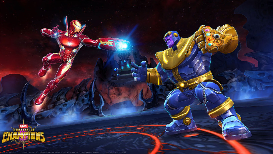 Marvel Contest of Champions Game Art - Publicity - H 2018