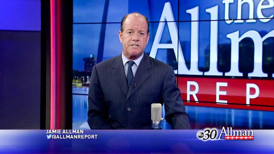 Jamie Allman The Allman Report - Screenshot - H 2018