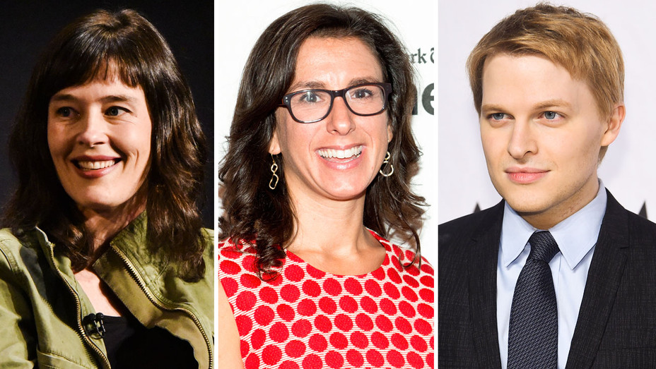 Megan Twohey, Jodi Kantor and Ronan Farrow - Split - Getty - H 2018