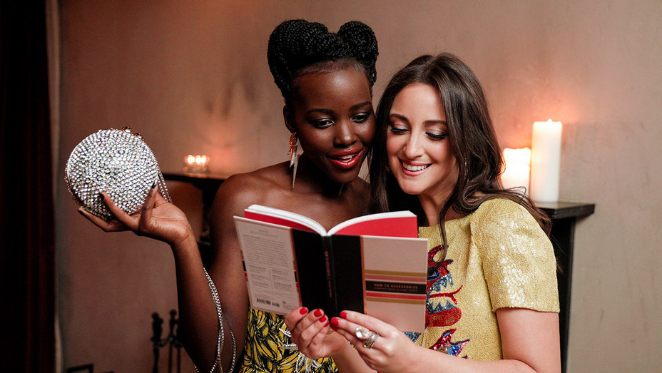 Lupita Nyong'o Micaela Erlanger - Publicity - H 2018