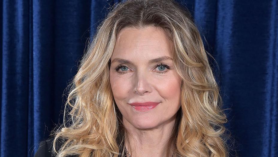 Michelle Pfeiffer - Getty - H 2018