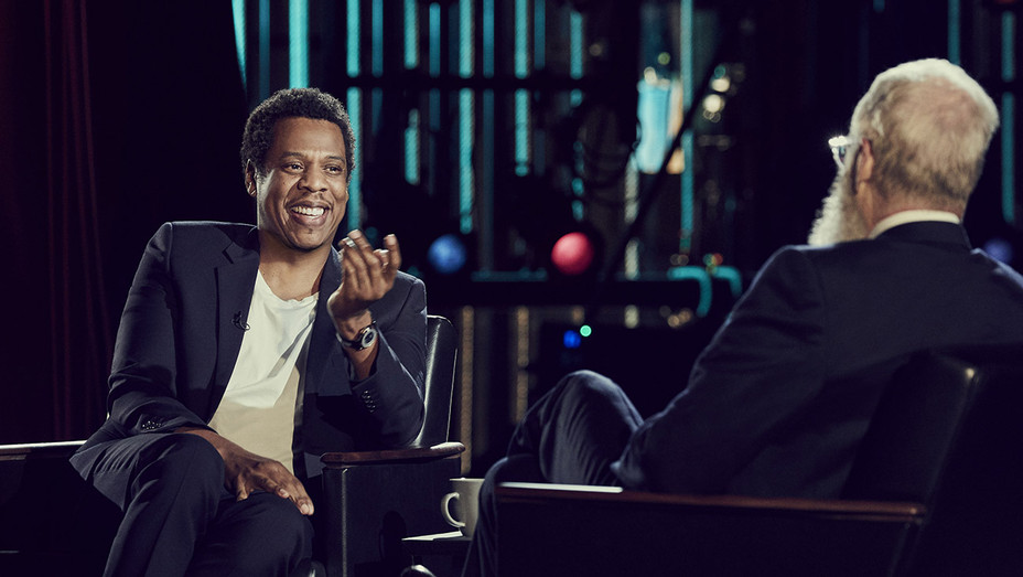 My Next Guest Needs No Introduction with David Letterman_Jay-Z - Publicity - H 2018