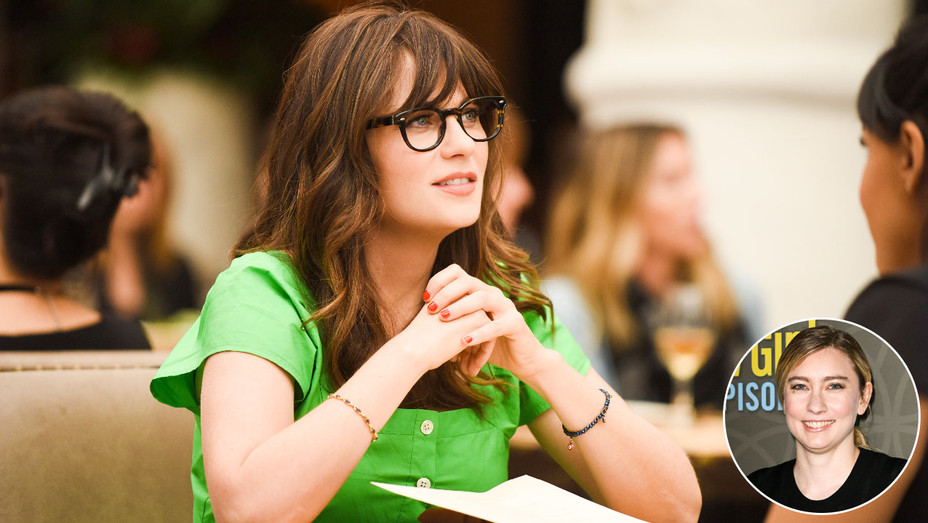 New Girl Still and Liz Meriwether - Inset - Getty - H 2018