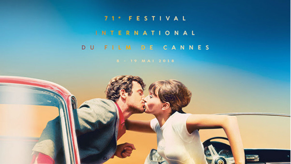 Cannes Film Festival 2018 poster - H 2018