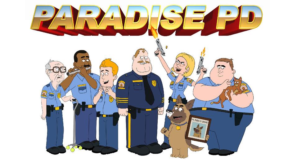 Paradise PD Promo - Publicity - H 2018