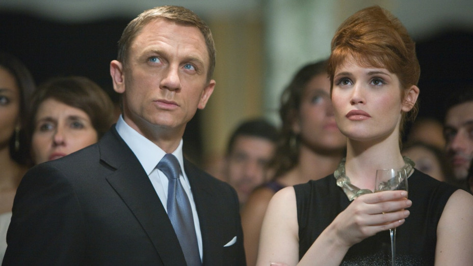 Quantum of Solace - H - 2008